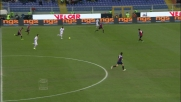 Frey para il tiro di Gimenez in Genoa-Bologna