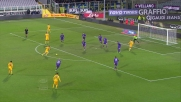 Il goal di Jorginho alla Fiorentina rimette in corsa l'Hellas al Franchi