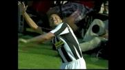 Trezeguet da opportunista porta in vantaggio la Juventus a Cagliari