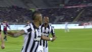 Vidal annienta il Cagliari con un goal-capolavoro