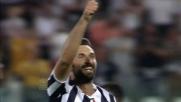 Goal di pura freddezza ed eleganza per Vucinic nello stadio di casa