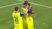 Inglese stende il Pescara con il goal del 2-0 per il Chievo