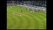 La punizione di Del Piero contro l'Inter va fuori di poco