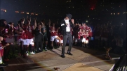 Boateng diventa Michael Jackson per la festa scudetto del Milan