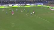 Matri si libera e calcia, palo in Juventus-Lazio