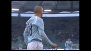 Rocchi completa la festa della Lazio contro l'Udinese realizzando il goal del 5-0
