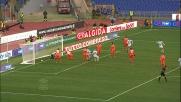 Biava segna il goal del 2-1 all'Udinese con una girata al volo