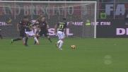 Magia di Candreva! L'Inter fa 1-1 nel derby