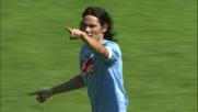 Cavani non sbaglia il calcio di rigore: è il goal del 3-3 tra Napoli e Lazio