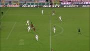 Rolando Bianchi prova a tenere in corsa al Torino con un gran goal di testa