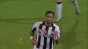 Benatia beffa Sorrentino e regala la vittoria all'Udinese
