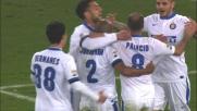 Jonathan con prepotenza segna il secondo goal dell'Inter al Verona