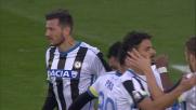 Thereau firma il sorpasso dell'Udinese al Bentegodi