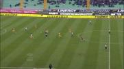 Pereyra porta l'Udinese sul 2-1 segnando un goal sulla respinta di Mirante