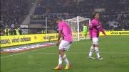 Allo Juventus Stadium Pepe di destro segna il goal vittoria contro la Lazio