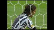 Autogoal di Cudini che sbaglia porta contro l'Inter