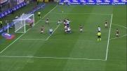 Costa svetta a San Siro regalando tre punti alla Sampdoria con un goal di testa