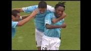 La Lazio sorpassa il Palermo con il goal fortunoso di Manfredini