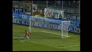 Tissone cerca il goal, ma il palo salva l'Ascoli contro l'Atalanta
