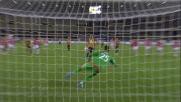 Toni saluta la Serie A in grande stile: cucchiaio su rigore e goal contro la Juventus