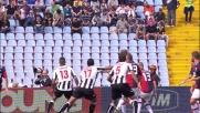 Traversa di Danilo! Il Genoa si salva contro l'Udinese