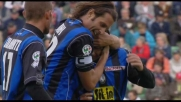 Goal incredibile di Valdes, nulla da fare per Handanovic