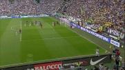 Llorente a botta sicura manda la Juventus sul 2-0 contro il Cagliari