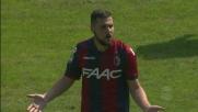 L'azione di Destro contro il Cagliari viene interrotta per fuorigioco