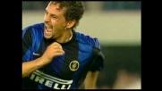 Secondo goal di Baggio: l'Inter supera il Parma e vola in Champions League