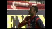 Goal in contropiede di Suazo, il Cagliari abbatte la Roma