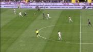 A Bergamo il pericoloso colpo di testa di Alejandro Gomez termina sul fondo a Donnarumma battuto
