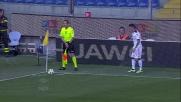 Il palo e Lamanna negano il goal al Cagliari