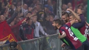 Pavoletti torna al goal dopo l'infortunio. Il Genoa cala il tris contro il Milan