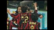 Il Milan aggancia la Fiorentina con il goal di Shevchenko