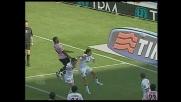 Makinwa di testa segna il goal della vittoria del Palermo sul Treviso