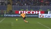 Yepes, retropassaggio da dimenticare in Genoa-Milan