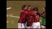 Inzuccata di Ambrosini, a Bergamo il Milan trova il goal dell'1-0