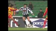 Jankulovski scatenato! Solo una deviazione gli nega il goal contro il Lecce