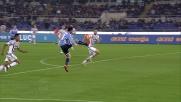Stop e tacco di Felipe Anderson, ma Milinkovic-Savic spreca tutto