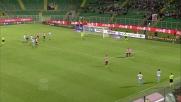 Parolo segna il goal del 4 a 0 contro il Palermo