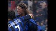 Crespo trova il goal e chiude i conti con il Modena