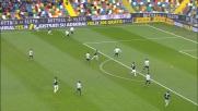 Il goal di D'Alessandro accorcia le distanze e spaventa l'Udinese