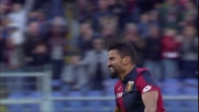 Magia di Rincon contro il Sassuolo: è il goal dell'1-0