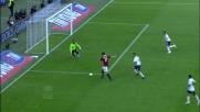 A San Siro l'uscita di Benassi nega il goal a Ibrahimovic