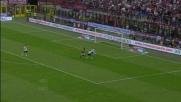 Britos sbilancia Robinho e salva il Bologna dal goal del Milan