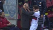 Sculli con un po' di fortuna segna il goal del pareggio contro il Lecce