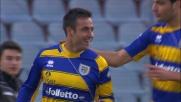 Marchionni segna di destro e il Parma agguanta il pareggio con l'Udinese
