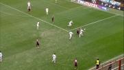 """Konko supera Balzaretti col """"sombrero"""" in Genoa-Palermo"""