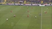 Marchionni, lezione di stop contro il Cagliari