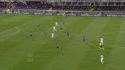 Goal di Ljacic per il definitivo 1 a 1 della Roma a Firenze